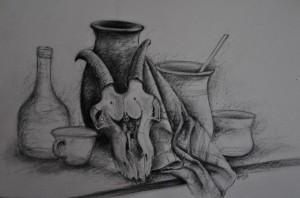 Morbidné zátišie